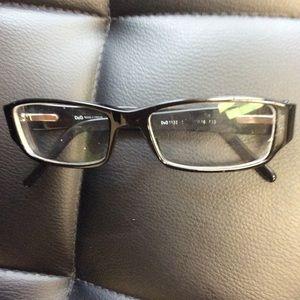 Dolce&Gabbana Black Glasses